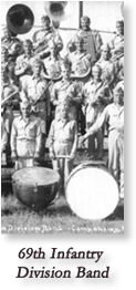 69th Infantry Band History